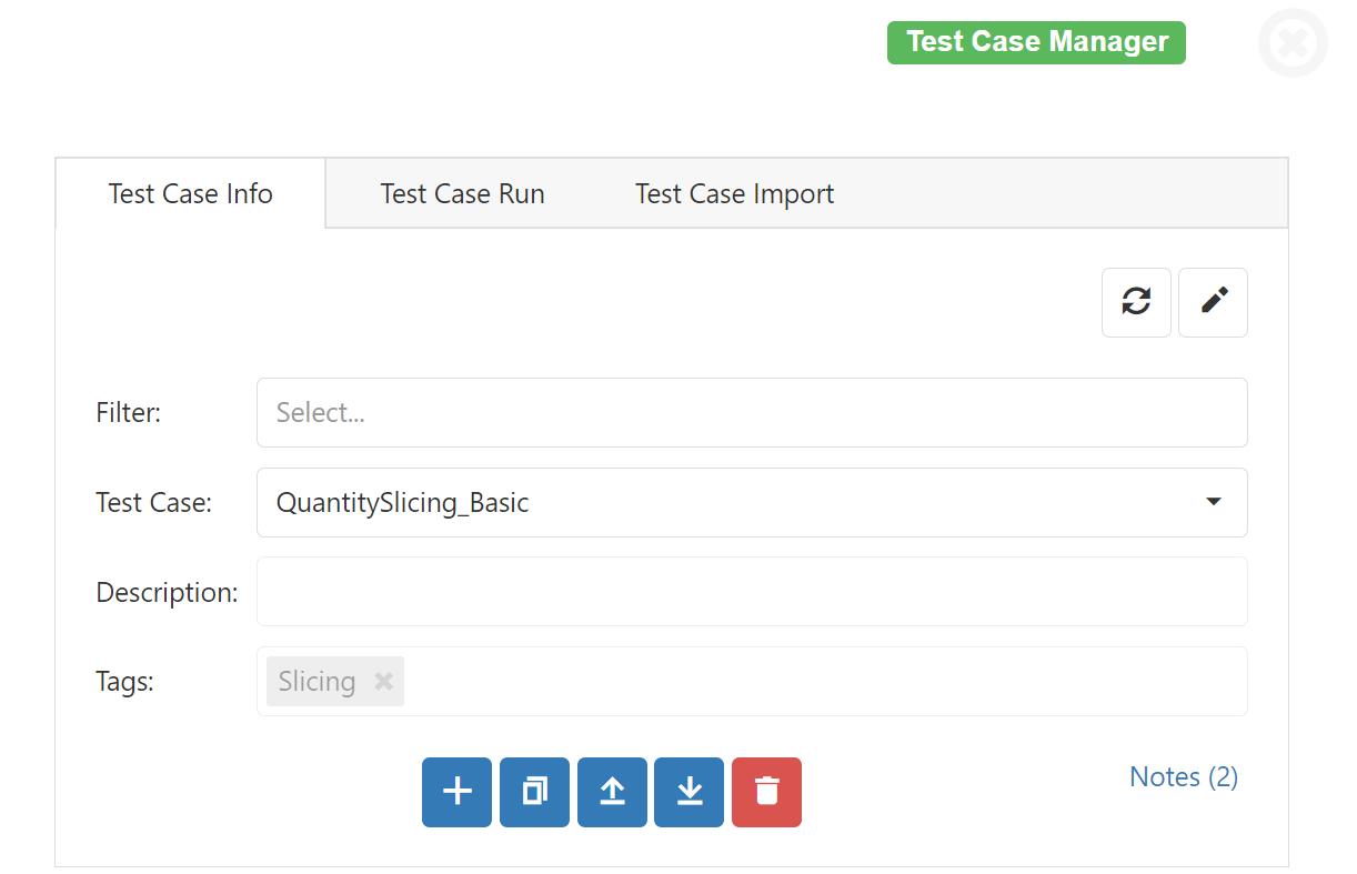 Test Case Manager